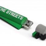 2008-08 The Streets Ltd USB Edition C
